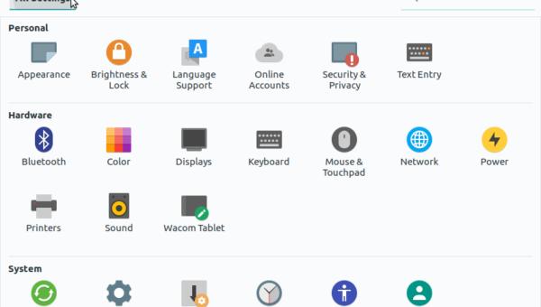 Adapta GTK Theme – Ubuntu 16.10 System Settings